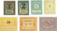 1921 DEUTSCHLAND - NOTGELDSCHEINE (1914-1...