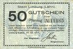 20.7.1917 DEUTSCHLAND - NOTGELDSCHEINE (1...