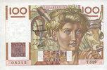 2.1.1953 BANKNOTEN DER BANQUE DE FRANCE B...