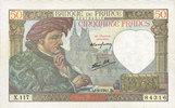 11.9.1941 BANKNOTEN DER BANQUE DE FRANCE ...