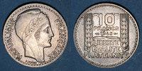 1945 FRENCH MODERN COINS Gouvernement provisoire (1944-47), 10 francs ... 80,00 EUR  +  7,00 EUR shipping