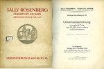 1928-11-12 NUMISMATIC BOOKS Rosenberg Sally. Auktions Katalog n° 65 du... 25,00 EUR  +  shipping