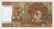2.6.1977 BANKNOTEN DER BANQUE DE FRANCE B...