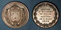 1834 MARKEN - JETONS (RECHENPFENNIGE) Mâc...