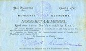 7.8.1914 ANDERE AUSLÄNDISCHE SCHEINE Pays...