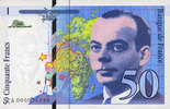 1992 BANKNOTEN DER BANQUE DE FRANCE Banqu...