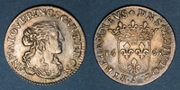 1665 ANDERE FEUDALE MÜNZEN Principauté de...