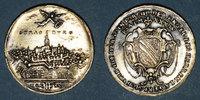1628 ELSAß Strasbourg. Médaille 1628. Arg...