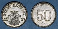 1917 KAISERREICH MÜNZEN Altdorf. Ville. 5...