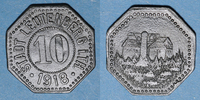 1918 KAISERREICH MÜNZEN Leutenberg i. Th....