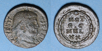 310-311 n. Chr. ROMAN EMPIRE Maxence (306-312). 1/3 follis. Rome, 310-... 25,00 EUR  +  7,00 EUR shipping