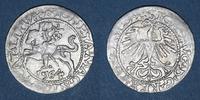 1564 EUROPE Lituanie. Grand Duché. Sigismond III Auguste (1544-1572). ... 180,00 EUR  +  8,00 EUR shipping