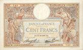 1937-10-21 BANKNOTEN DER BANQUE DE FRANCE...
