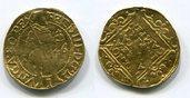 Dukat Gold 1646 Niederlande Campen Stadt Campen Niederlande Ferdinand III. Bild ansehen s-ssn HSP
