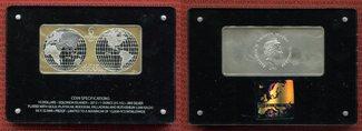 10 Dollar Münzbarren 2013 Salomonen, Solomon Islands Precious 6 in 1 Polierte Platte mit Box und Aufsteller