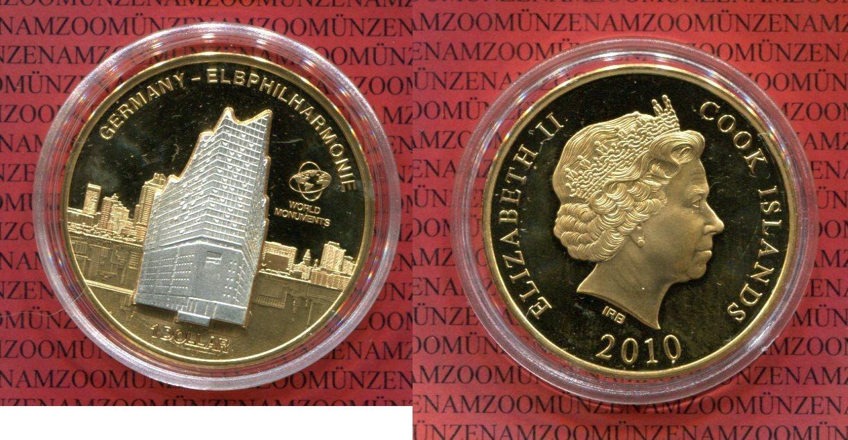 Dollar Cook Islands Elbphilharmonie