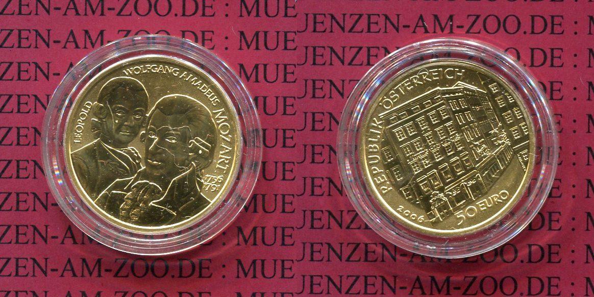 50 Euro Goldmünze 2006 österreich österreich 50 Euro 2006 Gold
