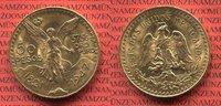50 Pesos Goldmünze 1947 Mexiko Mexico 50 P...