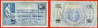 100 Gulden 1928 Niederlande, The Netherlan...