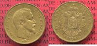 50 Francs Goldmünze, Goldcoin 1856 A Frankreich France Empire Napoleon ... 650,00 EUR  +  8,50 EUR shipping