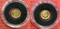 1 Dollar Minigoldmünze 2008 Cook-Inseln, Cook Islands Cook Islands 1 Do... 29,00 EUR  Excl. 8,50 EUR Verzending