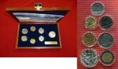 Kursmünzensatz 10 - 1000 Lire KMS 1985 Vatikan Vatikan KMS 1985 10 Lire... 49,00 EUR39,00 EUR  +  8,50 EUR shipping