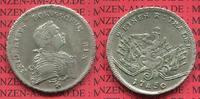 Brandenburg Preußen Königreich 1/2 Taler Brandenburg Preußen 1/2 Taler 1750 A Friedrich II. der Große