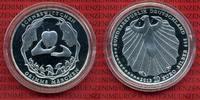 10 Euro Gedenkmünze 2013 J Bundesrepublik ...