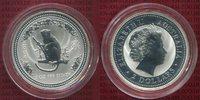 2 Dollars Lunar Drachen 2 Unzen 2004 Australien, Australia Australien 2... 145,00 EUR  +  8,50 EUR shipping