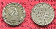 1/12 Taler Thaler 1838 Hannover Kingdom Königreich Hannover 1/12 Taler ... 60,00 EUR  +  8,50 EUR shipping
