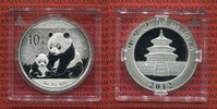 10 Yuan Silbermünze 2012 China China 10 Yu...