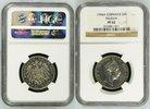 2 Mark Silbermünze Kursmünze 2M 1904 Preuß...