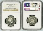 2 Mark Silbermünze Kursmünze 2M 1901 Preuß...