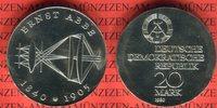 20 Mark 1980 DDR Gedenkmünze 75. Todestag ...