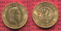 10 Pesos Goldmünze 1916 Kuba,  Cuba Marti ...
