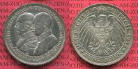 5 Mark 1915 Mecklenburg Schwerin Jahrhundertfeier, 100 Years f. vz Rand... 700,00 EUR  +  8,50 EUR shipping