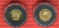 25 Dollars Goldmünze 1/25 Unze 1996 Niue I...