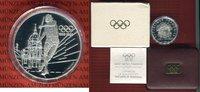 100 Francs Silbermünze 1994 Frankreich 100...