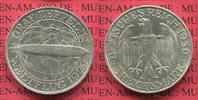 3 Mark Weimarer Republik Silber 1930 G Wei...
