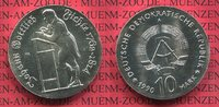 10 Mark 1990 DDR 175. Todestag Johann Gott...