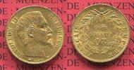 20 Francs Goldmünze 1860 BB Frankreich Fra...