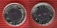 25 Euro Niob 2005 Österreich 50 Jahre Fern...
