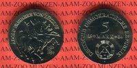 5 Mark 1984 DDR Gedenkmünze 150. Todestag ...