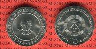 10 Mark Silbergedenkmünze 1974 DDR Gedenkm...