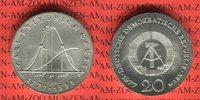 20 Mark Silbergedenkmünze 1977 DDR Gedenkm...