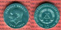 10 Mark Silbergedenkmünze 1973 DDR Gedenkm...
