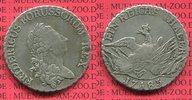 Taler Reichstaler 1785 A Brandenburg Preußen Friedrich II. 'der Große' ... 150,00 EUR  +  8,50 EUR shipping