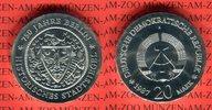 20 Mark Silbergedenkmünze 1987 DDR Gedenkmünze 750 Jahre Berlin Histori... 270,00 EUR  +  8,50 EUR shipping