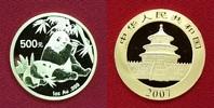 500 Yuan Goldmünze 2007 China Volksrepubli...