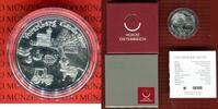 10 Euro Silbermünze 2013 Österreich Österr...